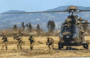 SOLVENIAN ARMY and SOKKS